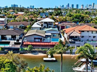 Cheapest Waterfront Property in Broadbeach Waters!