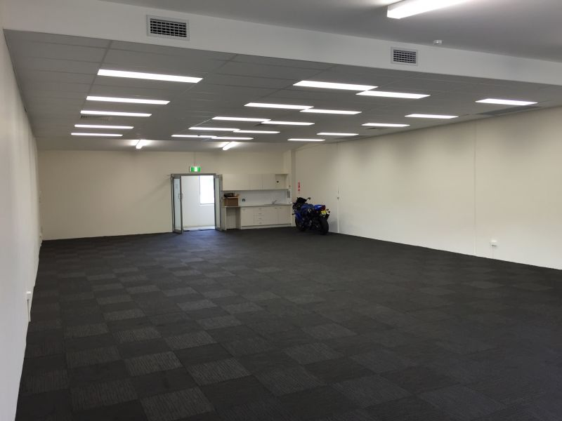 BRAND NEW FIT OUT READY TO OCCUPY