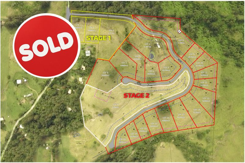 UNDER OFFER! Build your dream home!