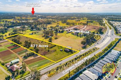 High-Exposure location – Almost 6 Acres!!!