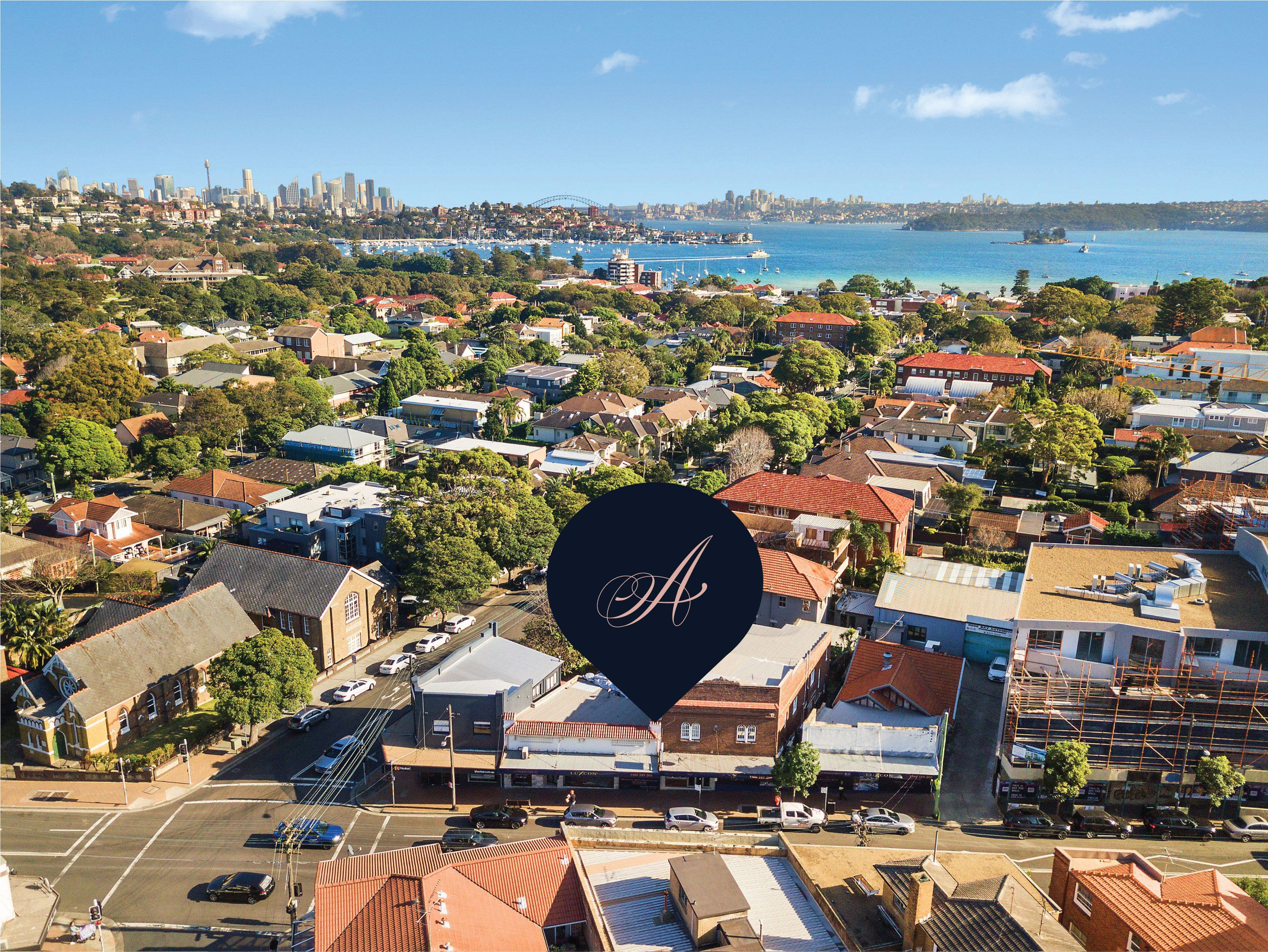 'THE ARISTOCRAT OF ROSE BAY' - The Art of Fine Living