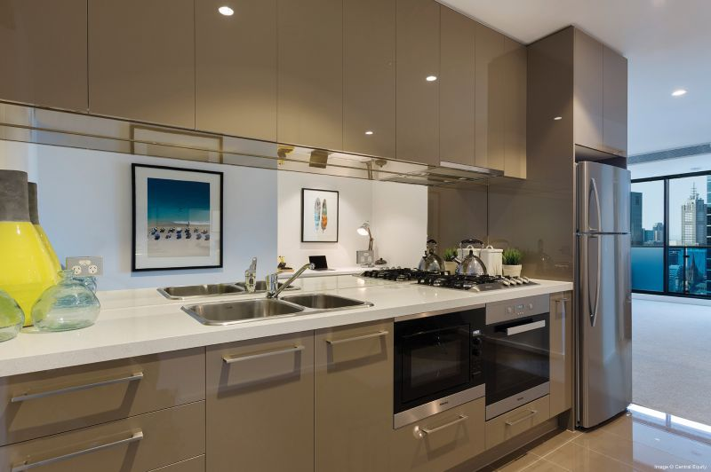 MODERN 1 BEDROOM APARTMENTS AT SOUTHBANK CENTRAL
