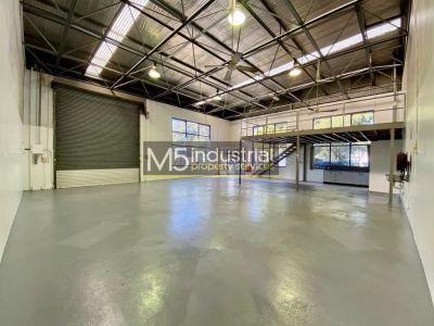 166sqm - Strata Unit + Storage Mezzanine