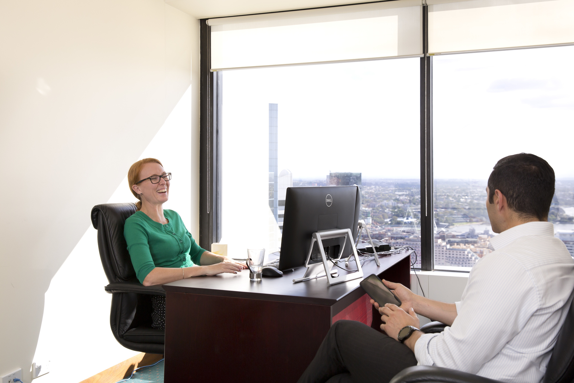 PRIME LOCATION OFFICES WITH EXCELLENT NATURAL VIEWS