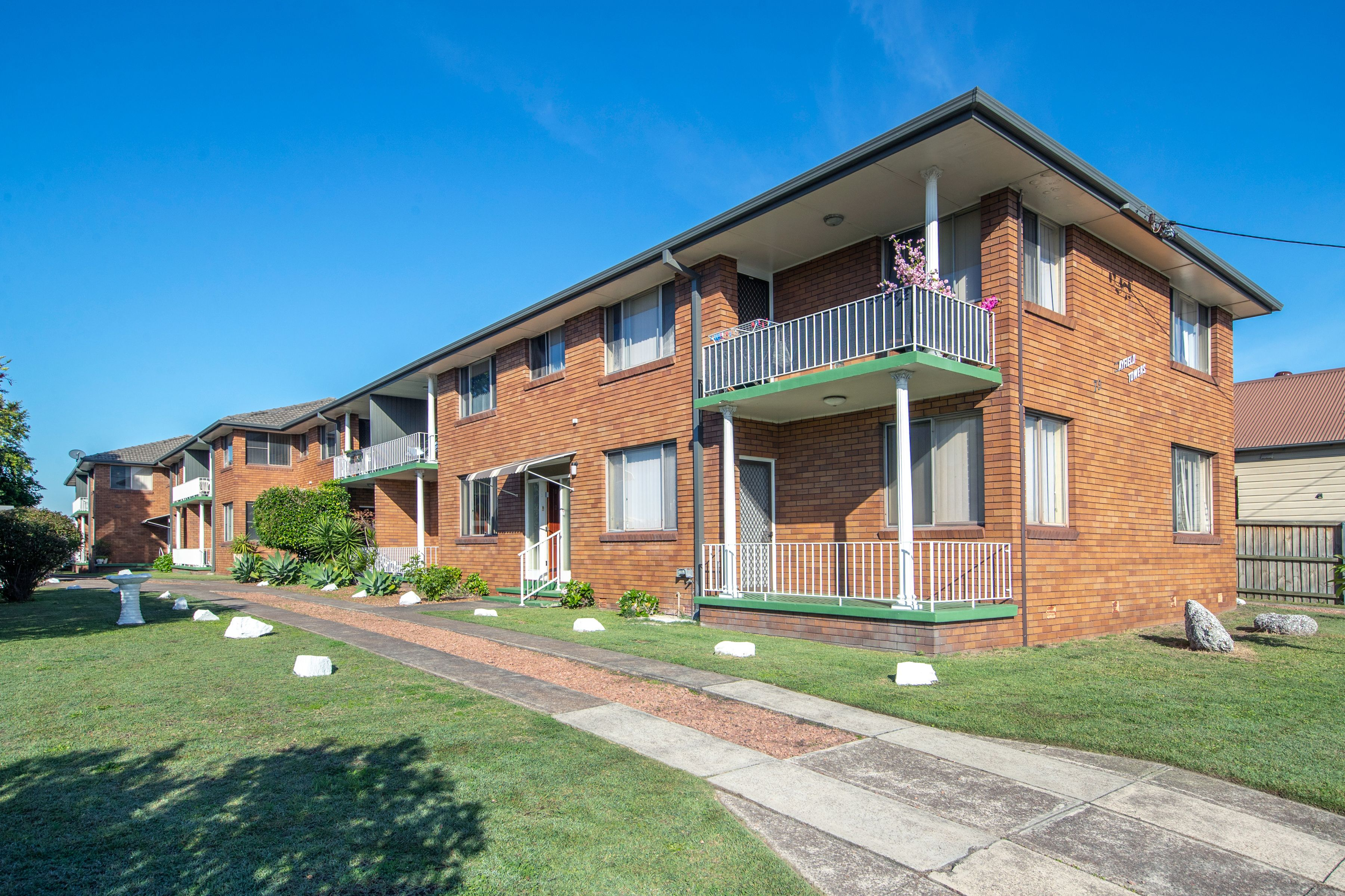 9/79 Crebert Street, Mayfield