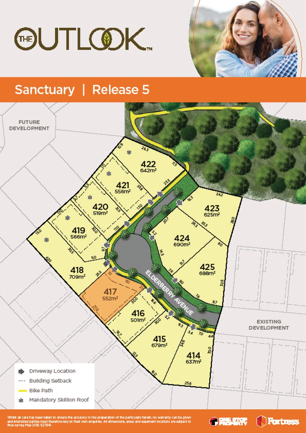 Lot 417 Elderberry Avenue, Bentley Park QLD 4869
