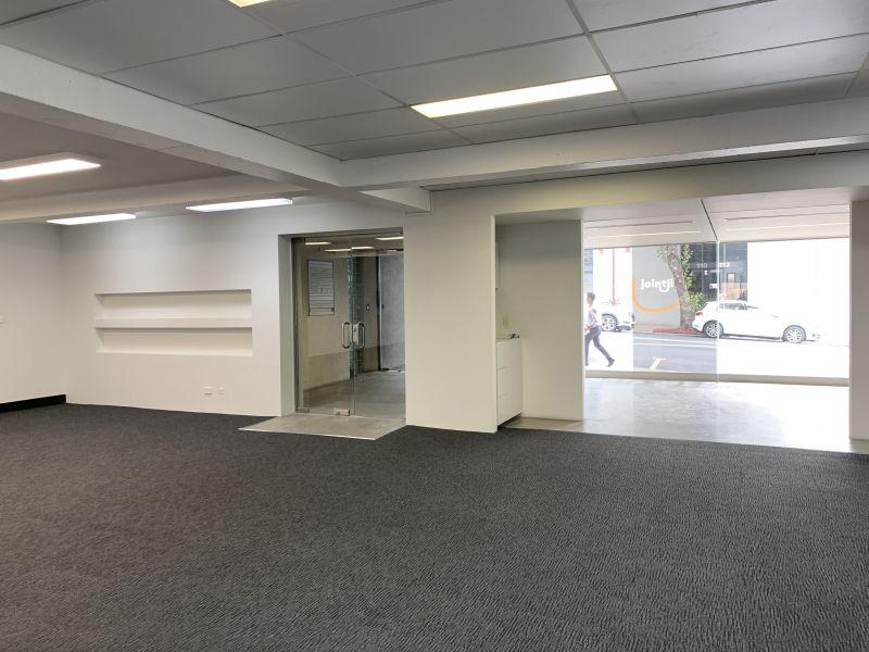 Refurbishment Complete, Ground Floor Office