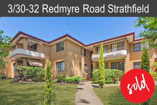 The Vendor   Redmyre Rd Strathfield