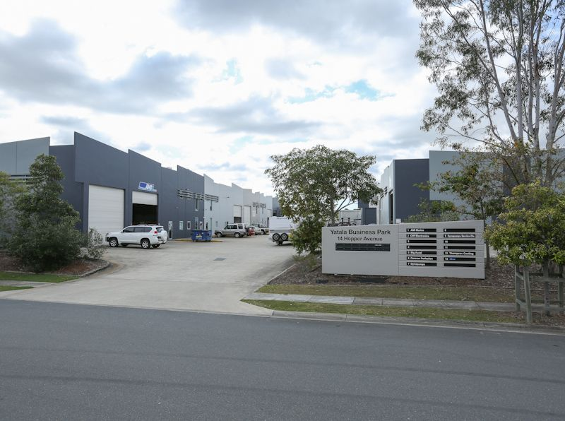 Modern 523m2* Building With Great Truck Access