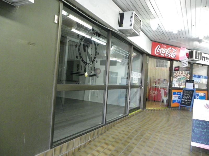 GROUND FLOOR RETAIL SPACE