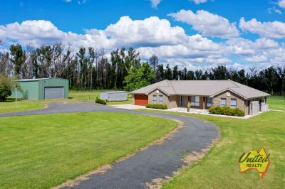 Picturesque Lifestyle - Approx. 12.87 Acres!