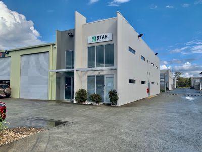 Warehouse + Office At Coomera Marine Precinct
