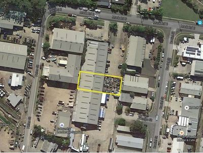 Large Industrial Warehouse Available