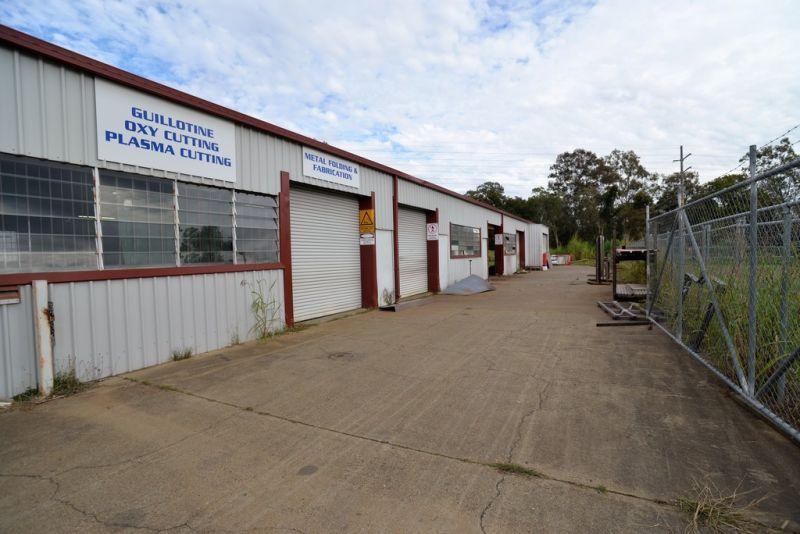 500sqm Freestanding Warehouse In Slacks Creek
