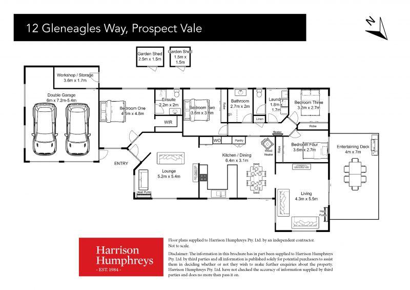 12 Gleneagles Way Floorplan