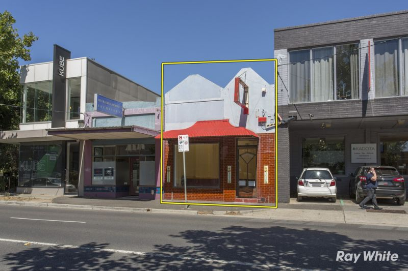 Boutique Retail /Office Opportunity