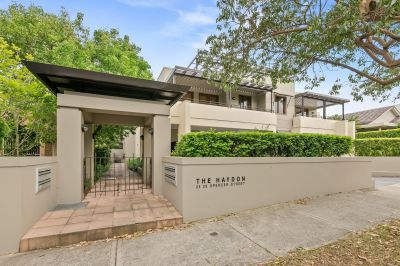 An Elegant Offering In A Highly Sought Enclave