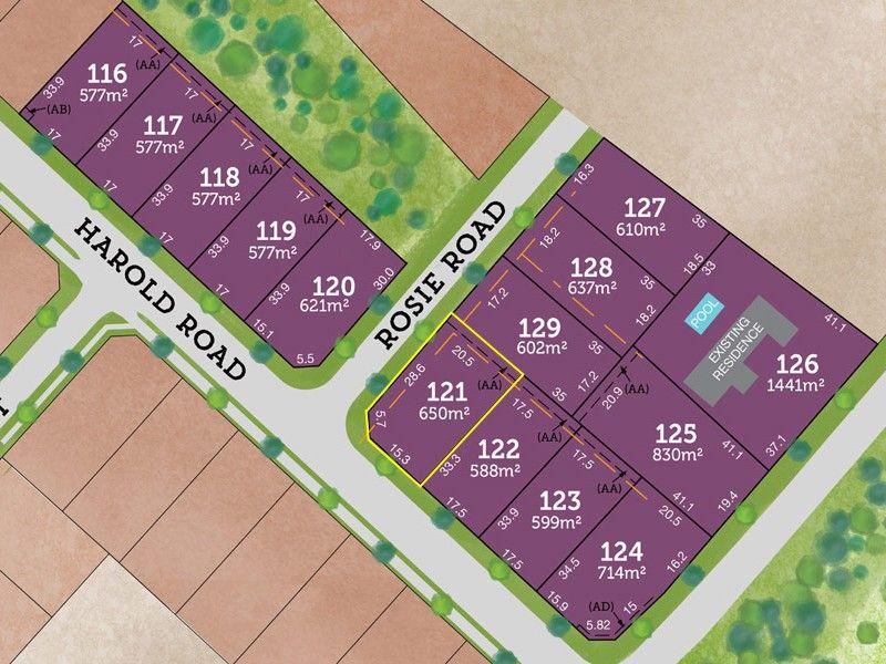 Lot 121, 4 Rees James Road RAYMOND TERRACE 2324