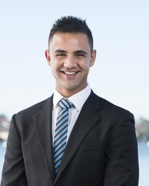Curtis Christofi Real Estate Agent