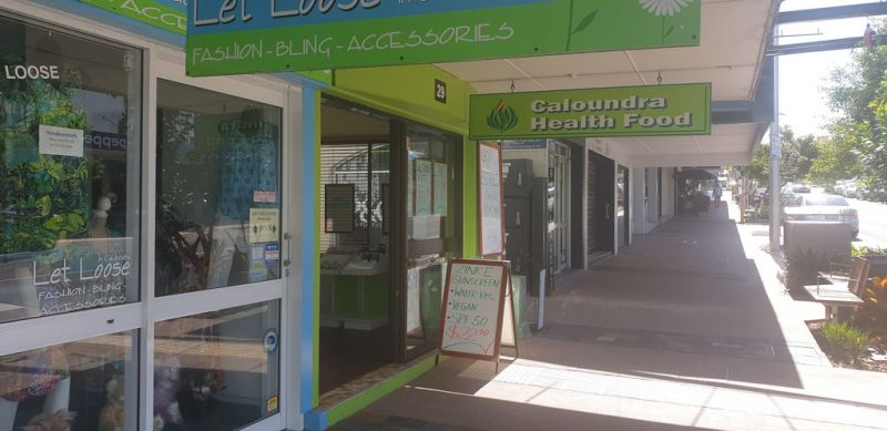 High Exposure Retail in Caloundra