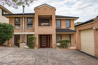 The ultimate executive family home in prime location