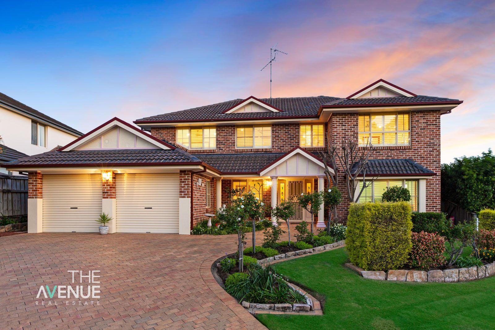 11 Hindle Terrace, Bella Vista NSW 2153