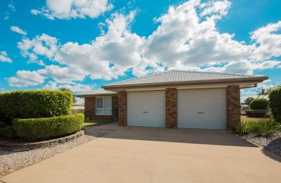 LOVELY BRICK HOME WITH DOUBLE SHED IN HANDY LOCATION…. BE QUICK!