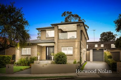 Stylish contemporary freestanding home of privacy and convenience with Granny Flat