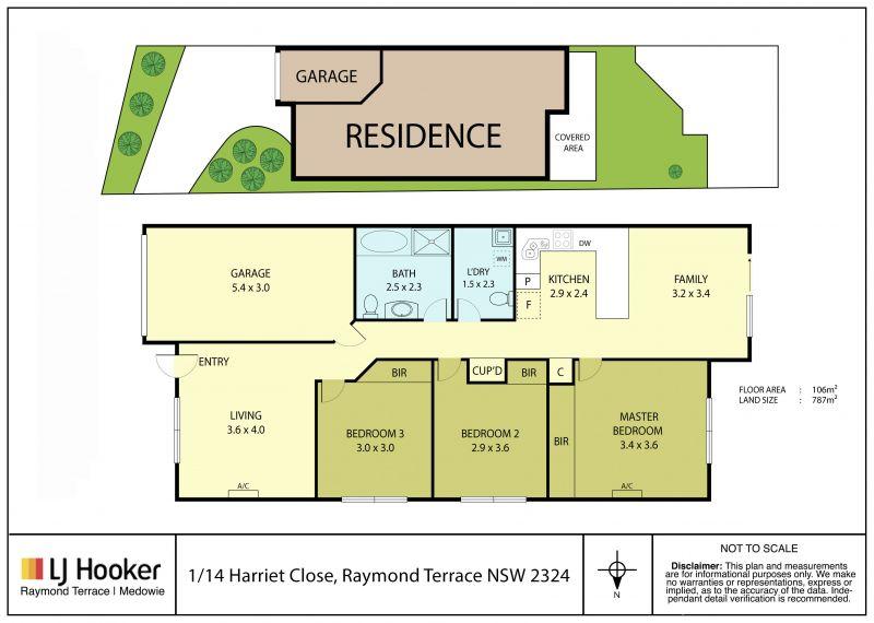 1/14 Harriet Close Raymond Terrace 2324