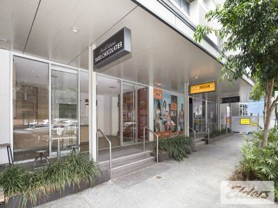 MODERN RETAIL/SHOWROOM OPPORTUNITIES - PRIME NEWSTEAD LOCATION!