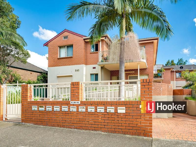 8/593 New Canterbury Road, Dulwich Hill