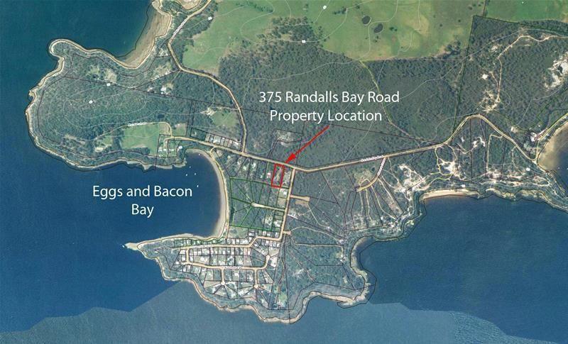 sold property sold price for 375 randalls bay road eggs. Black Bedroom Furniture Sets. Home Design Ideas