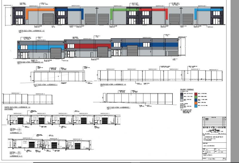 8 Brand New Warehouses Under Construction Situated In Campbellfield's Coveted Premier Industrial Precinct!