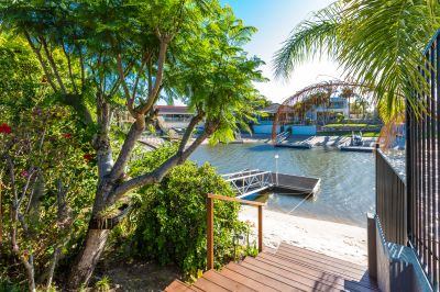 Perfect Waterfront Family Home in Ideal Location