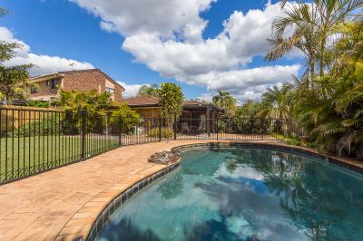 Generous Summer Living Available with Massive In Ground Pool!!