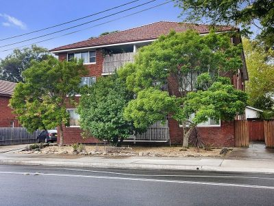 Conveniently Located & Modern 2 Bed Security Unit!