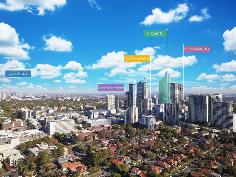Premium Chatswood CBD Commercial Development Site
