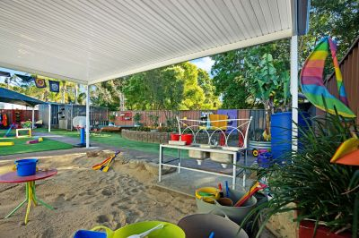 Freehold childcare centre, Western Lake Macquarie, with 3 bedroom  residence attached.