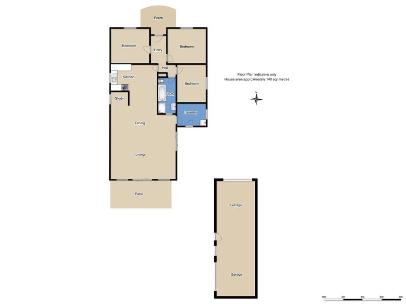 18 Caroline Street - Floor Plan