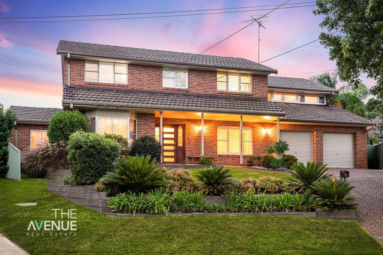 7 John Albert Close, Kellyville NSW 2155