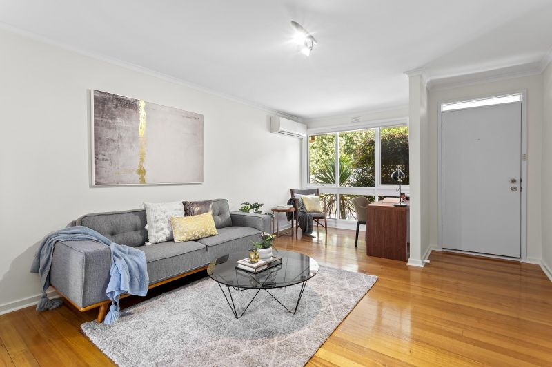 Stellar single level delight with charming courtyard