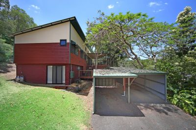 Highset home in great location