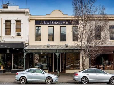 Fully Fitted Office in tightly held Albert Park
