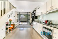 = HOLDING DEPOSIT RECEIVED = IMMACULATE AND STYLISH SPLIT LEVEL COURTYARD EXECUTIVE APARTMENT