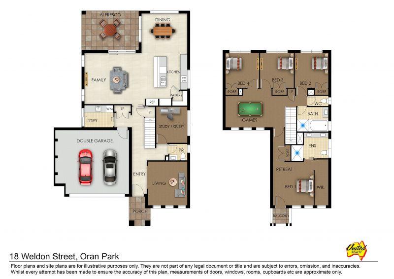 18 Weldon Street Oran Park 2570