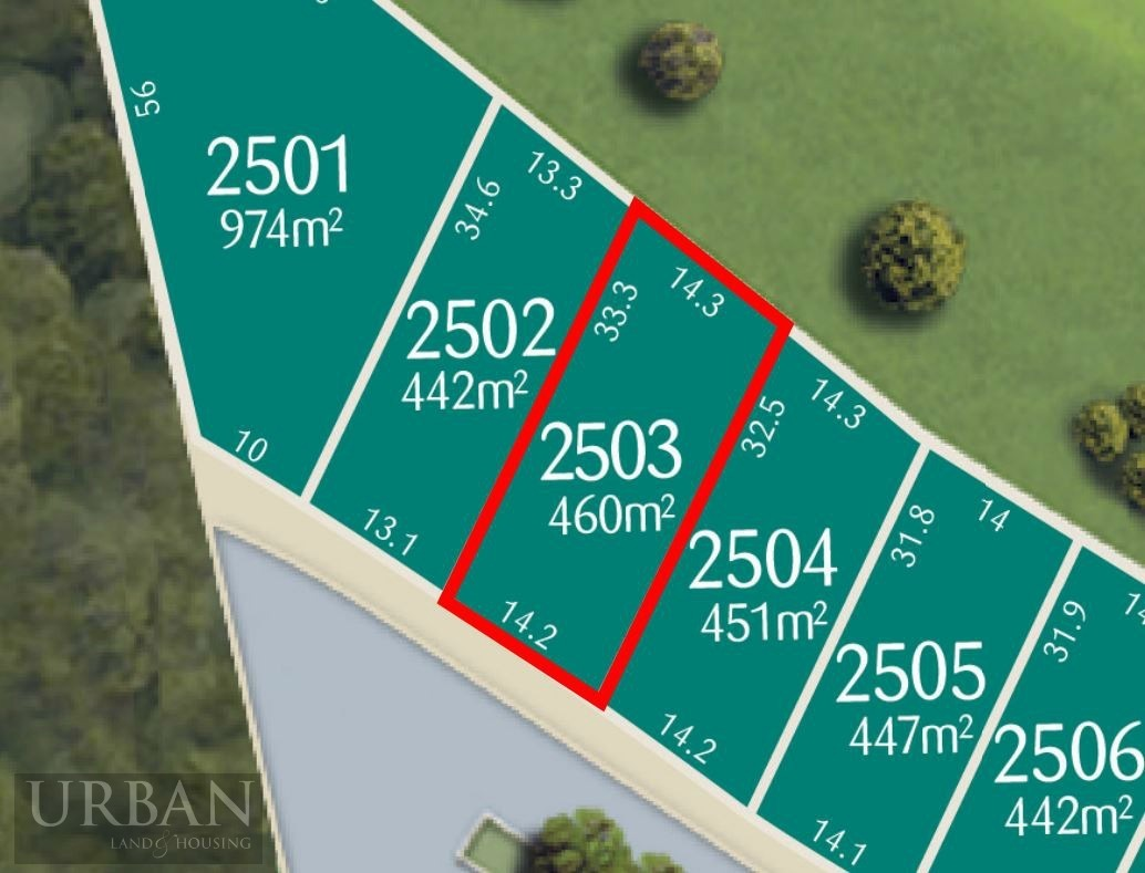 Colebee Lot 2503 Proposed Road | Stonecutters Ridge