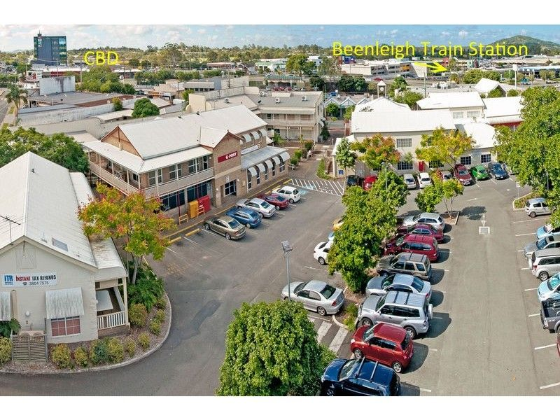 Prime Office Suite In Beenleigh CBD, Fronting Main Road!