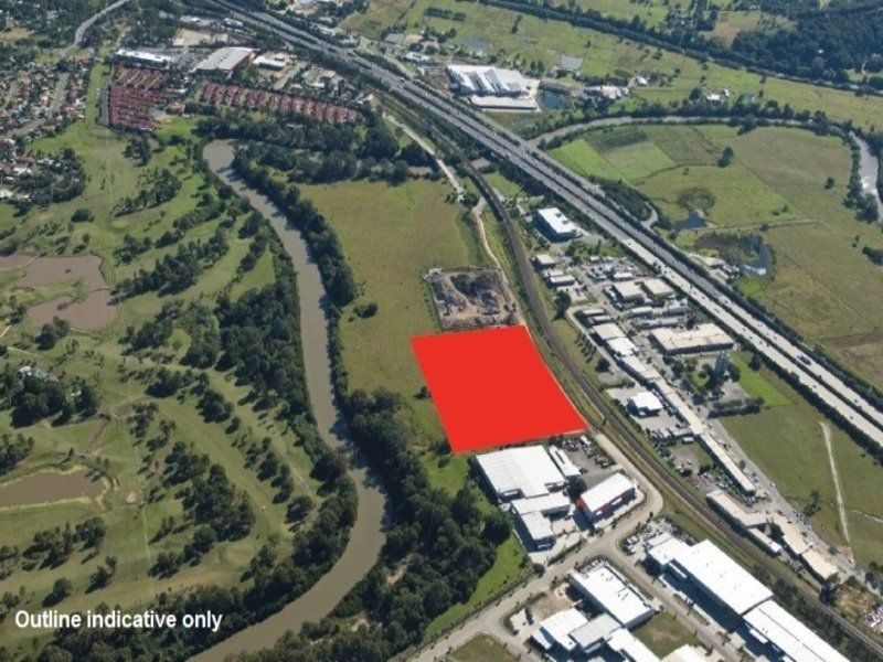 A-Grade Industrial Development Site with DA Approval for 15,000sqm facility