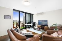 Superb 1 Bedroom + Study Living in The Summit!