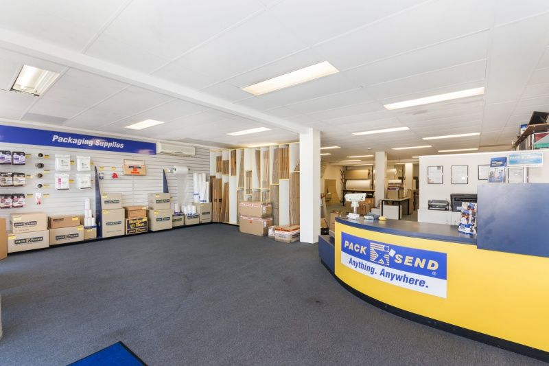 Multi tenanted Industrial investment